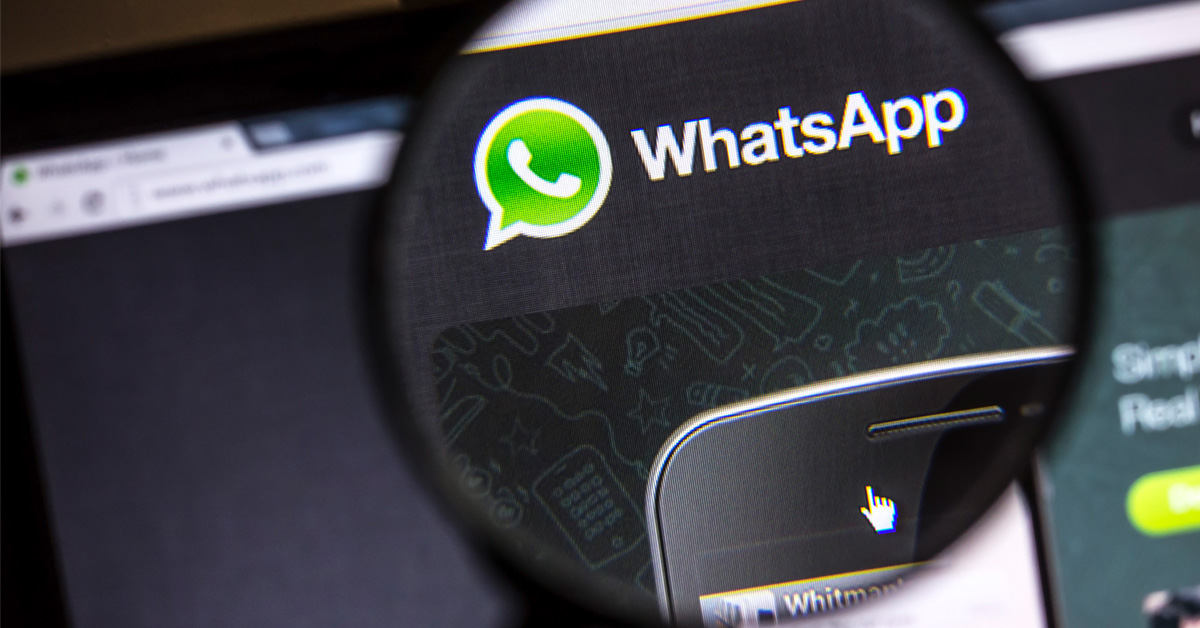 Hackers can manipulate your WhatsApp messages