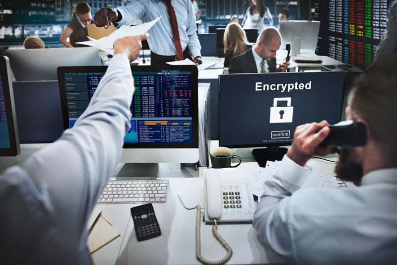 Rok 2016 byl ve znamení zvyšování bezpečnosti a nárůstu šifrování dat