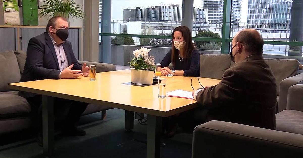 Video: Hostili jsme debatu Zdravotnického deníku