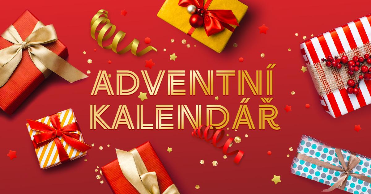 Opět rozdáváme dárky v Adventním kalendáři školícího centra!