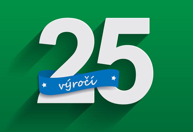 Společnost OKsystem slaví letos 25. výročí svého vzniku