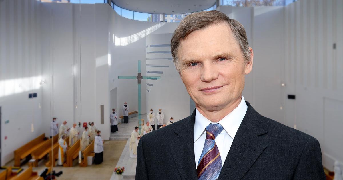 Spoluzakladatel společnosti OKsystem Pavel Čížek obdržel rytířský řád