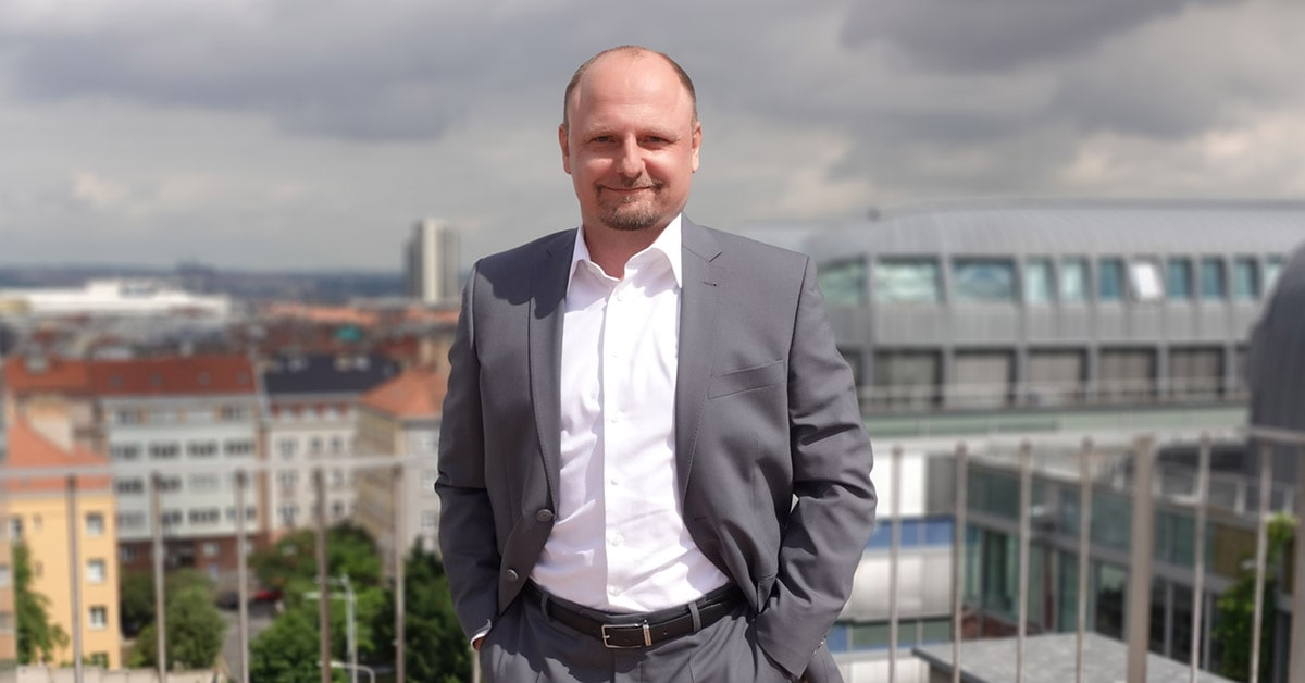 Novým obchodním ředitelem ve společnosti OKsystem je Vladimír Fuchs