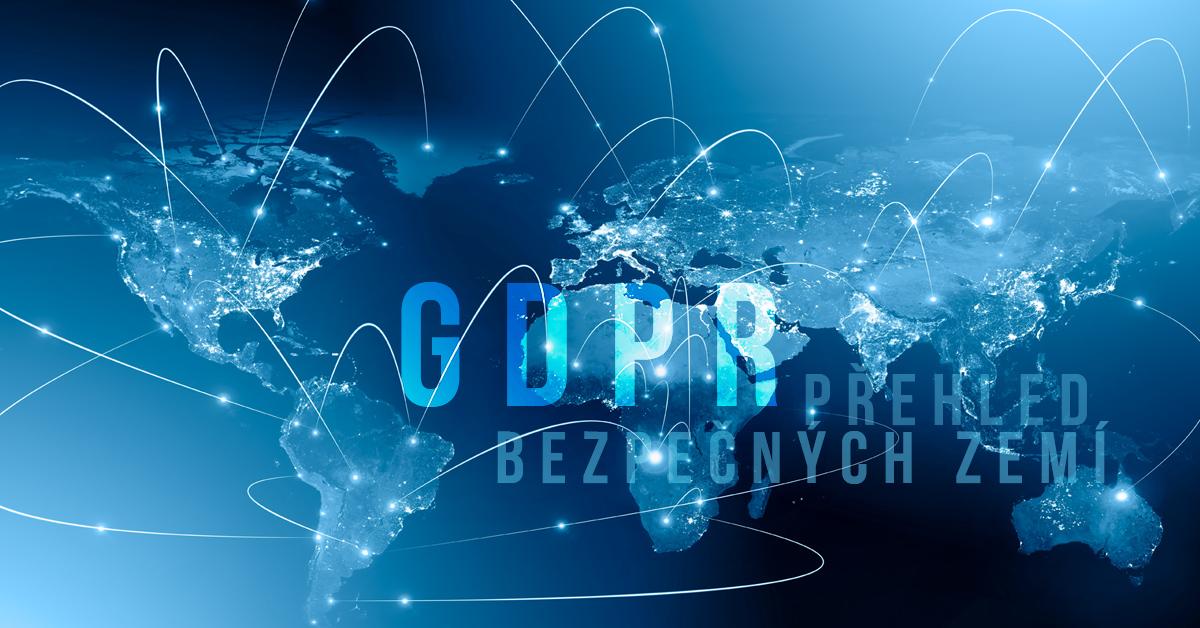 GDPR: Předávání osobních údajů do třetích zemí