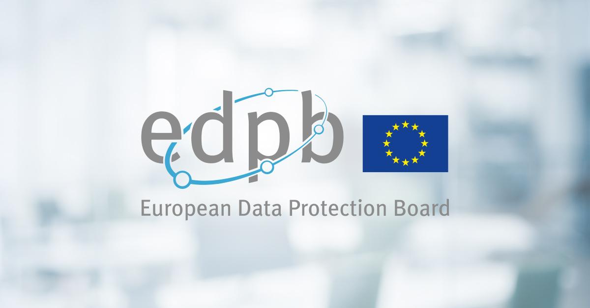Evropský sbor pro ochranu osobních údajů zahájil svoji činnost