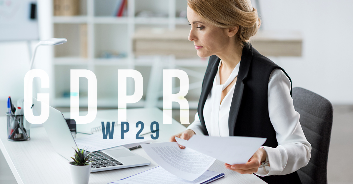 Vodítka WP29 k transparentnosti v češtině