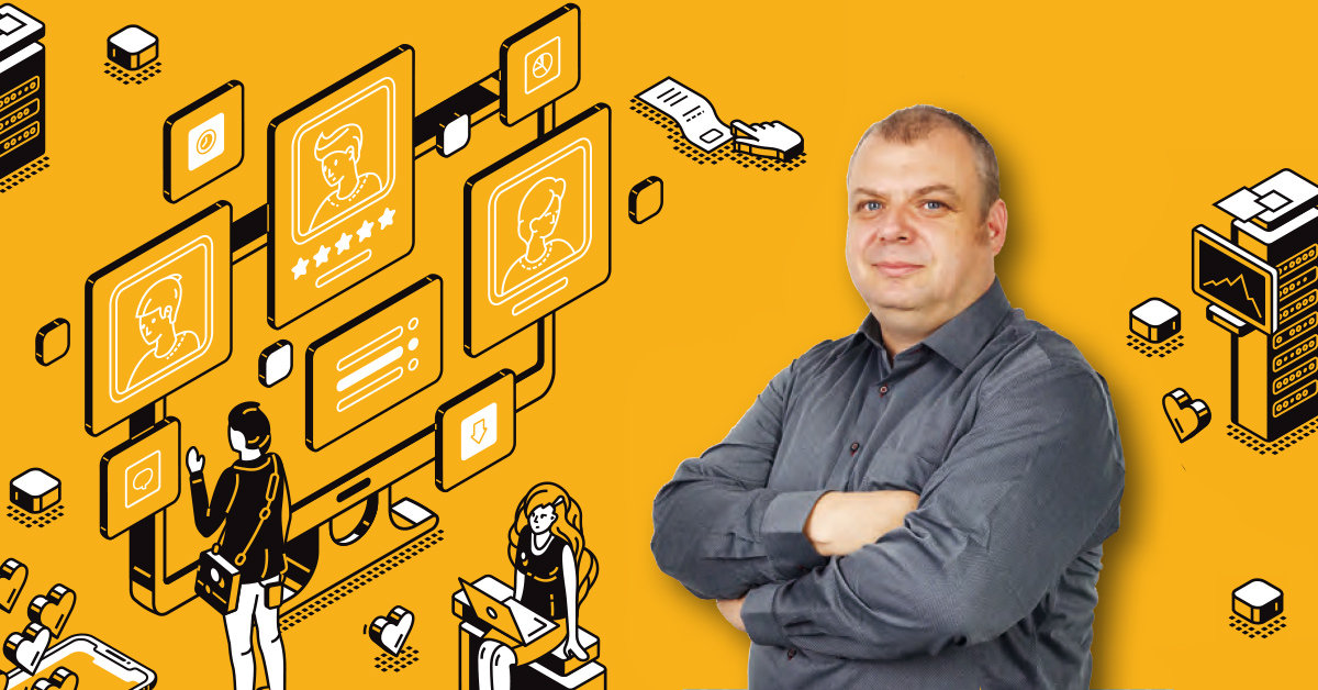The mobile terminal application saves time and money, says Vojtěch Klimeš in an interview for the HR forum magazine