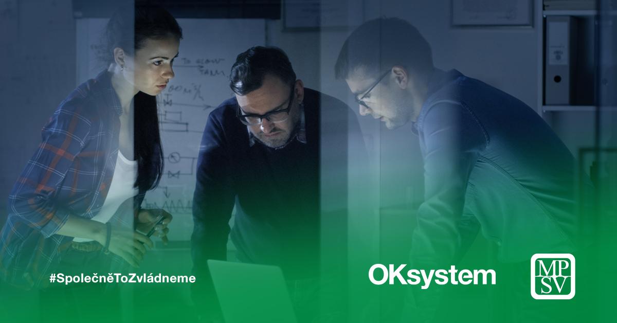 OKsystem naprogramuje pro MPSV schválené změny výplaty sociálních dávek zdarma