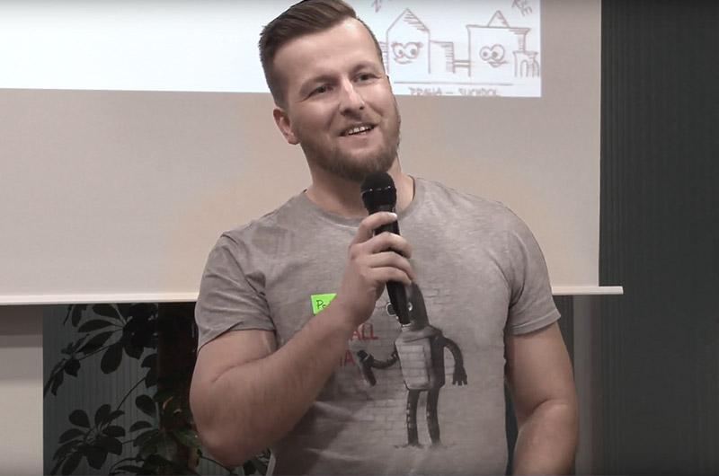 Programátorský úspěch Petra Lavičky!