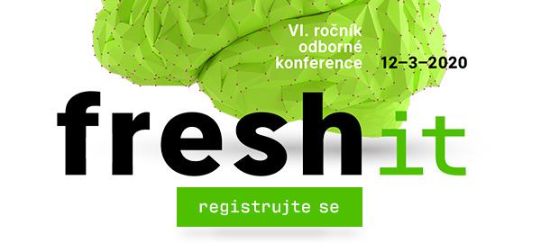 Fresh IT 2020 – To nejzajímavější ze světa IT
