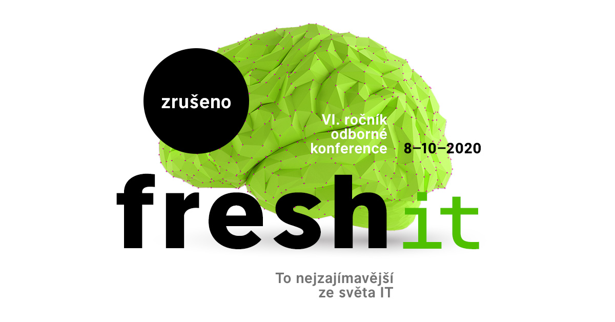 Fresh IT 2020 se ruší
