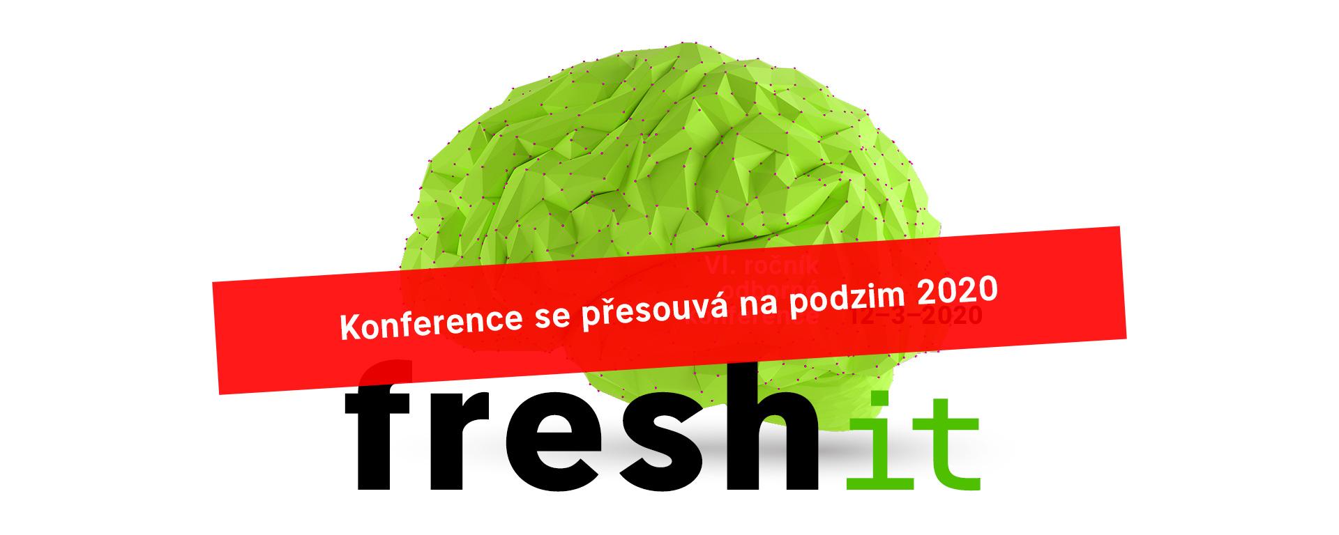 Fresh IT 2020 se přesouvá na podzim 2020