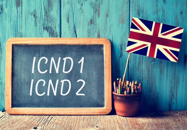 Nové termíny kurzů ICND1 a ICND2 v angličtině